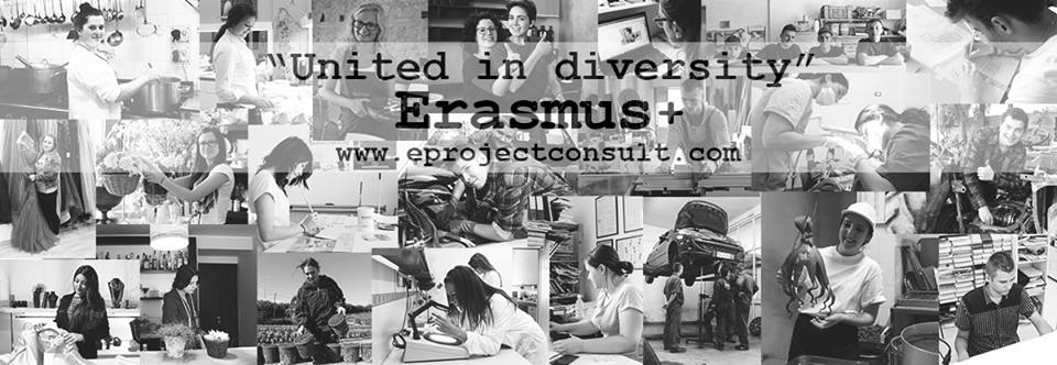 header eproject consult, united in diversity erasmus+, www.eprojectconsult.com