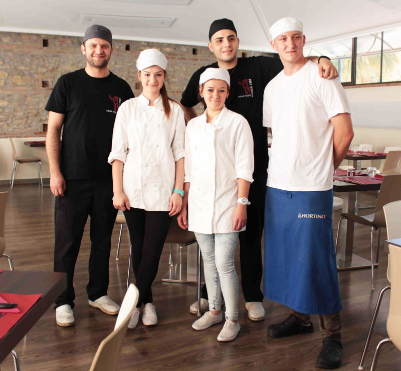 erasmus+ and eprojectconsult cookers interns to work