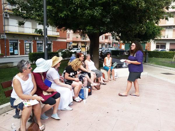 EProjectConsult Irish teachers in training course