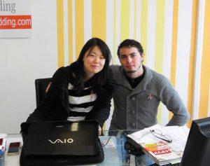 Catalin and Teruko EProjectConsult