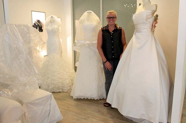 wedding shop sector for eprojectconsult