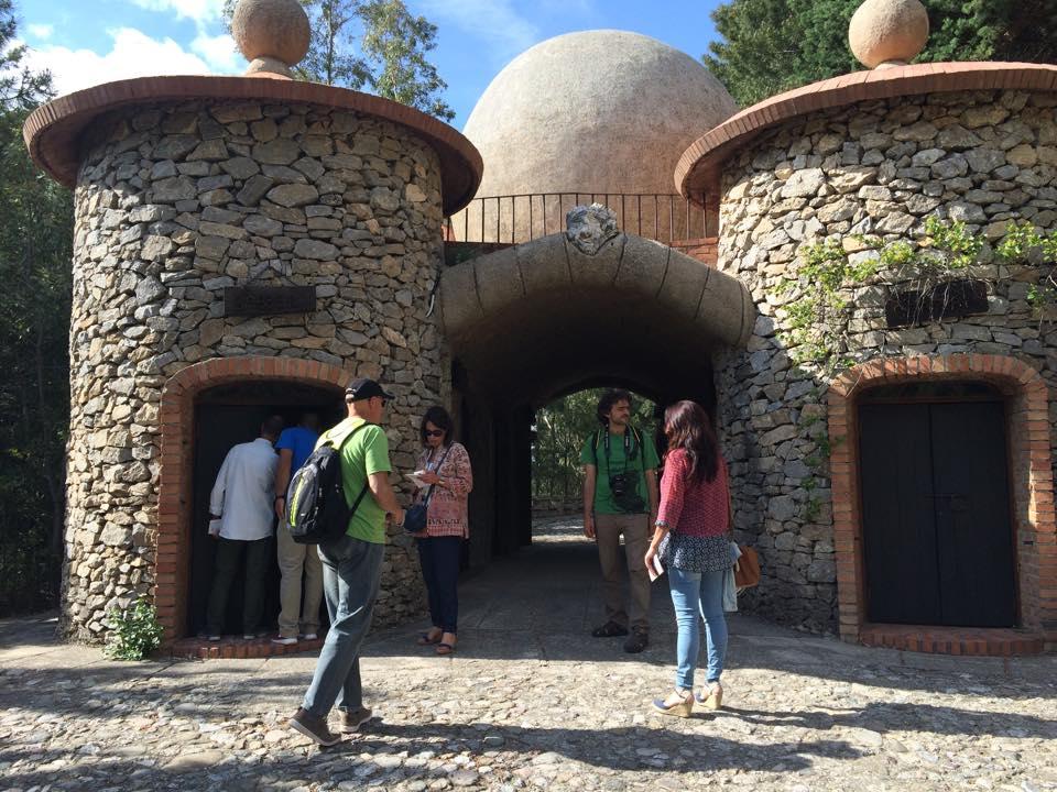 teachers visit at jalari museum