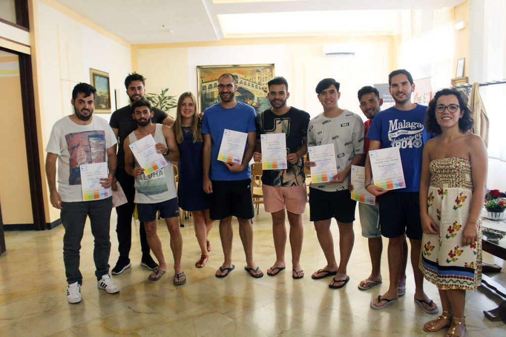erasmus+ certificates delivery for spanish sudents by eprojectconsult