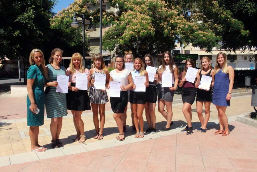 eprojectconsult certificates delivery for the students