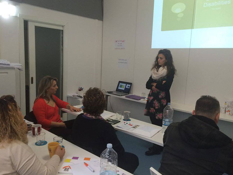 eprojectconsult training course for teachers