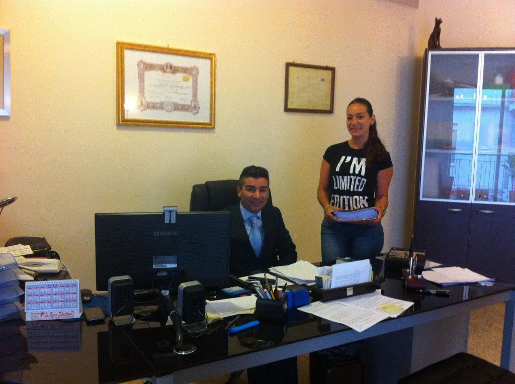 trainer at work in law sector from eprojectconsult for erasmus+ program