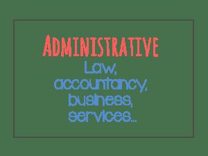 Administrative sectors