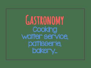 Gatsronomy sectors