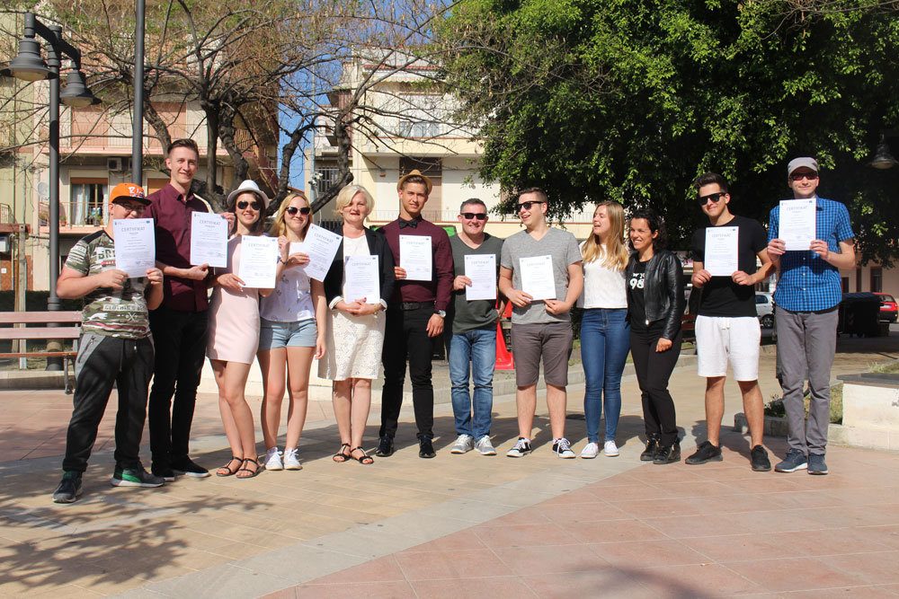 eprojectconsult and erasmus+ certificates delivery