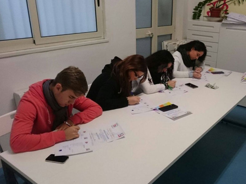 eprojectconsult students evaluation for erasmus+ program