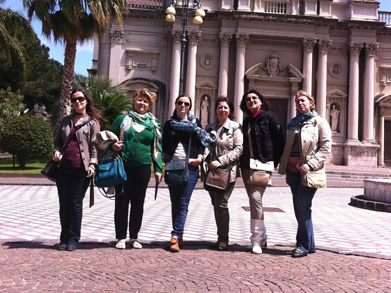 city tour for the teachers by eprojectconsult