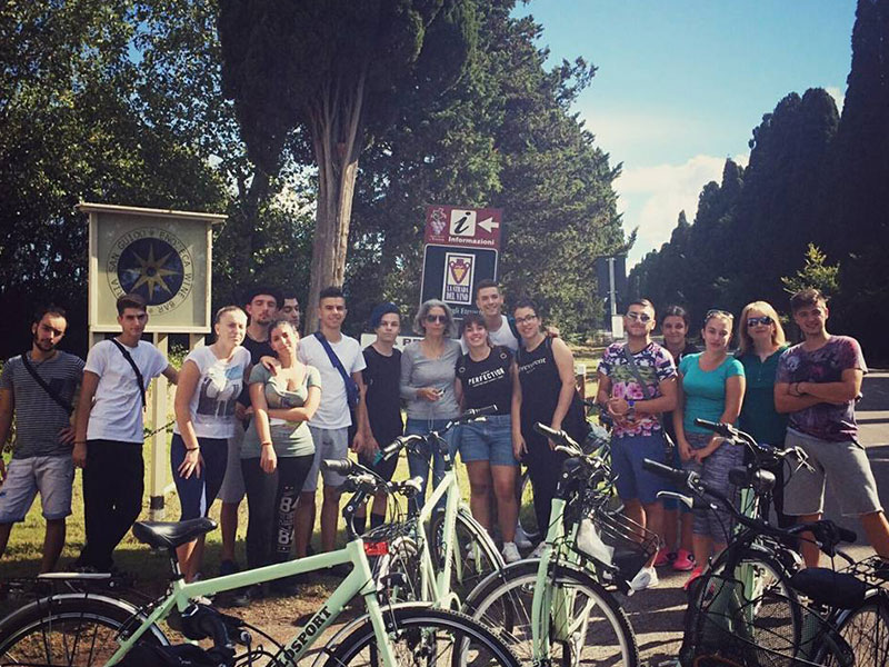 bycicle day with eprojectconsult