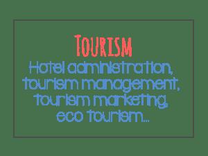 Tourism sectors