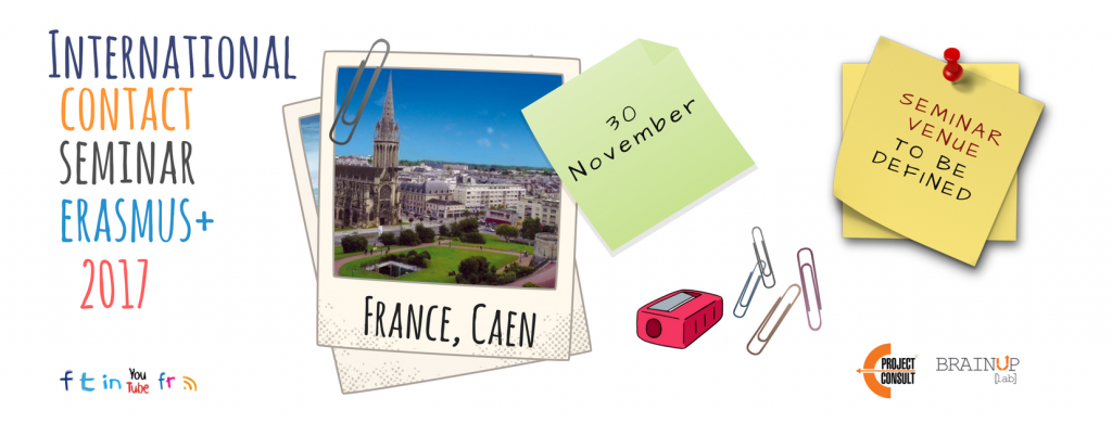 international contact seminar in france with EProjectConsult