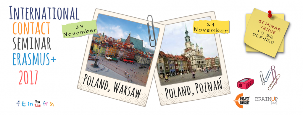 international contact seminar in poland with EProjectConsult