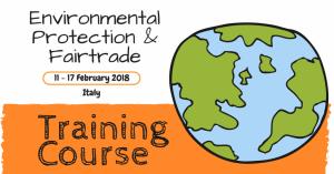 Training course Environmental Protection & Fairtrade
