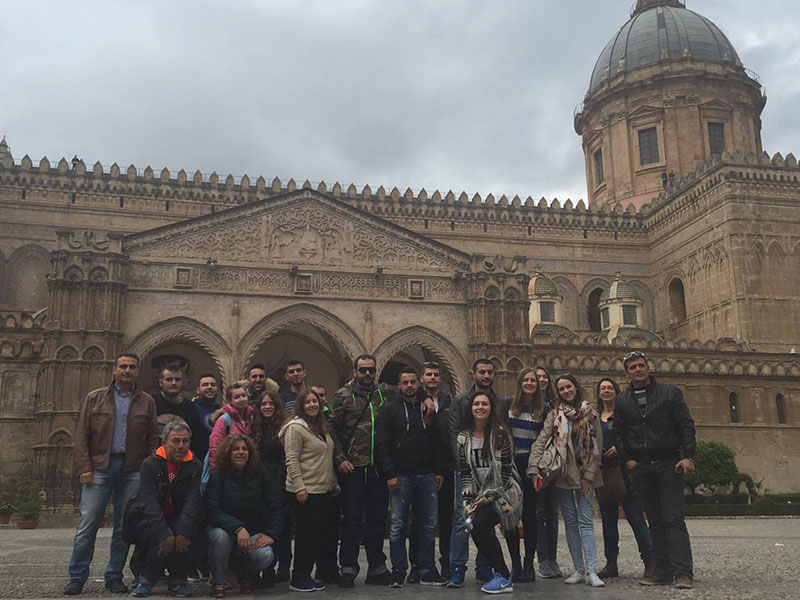 eprojectconsult group in palermo visit