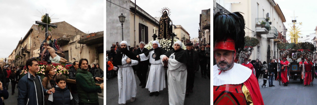 The Good Friday in Barcellona Pozzo di Gotto by EProjectConsult