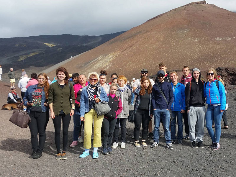 etna visit by eprojectconsult