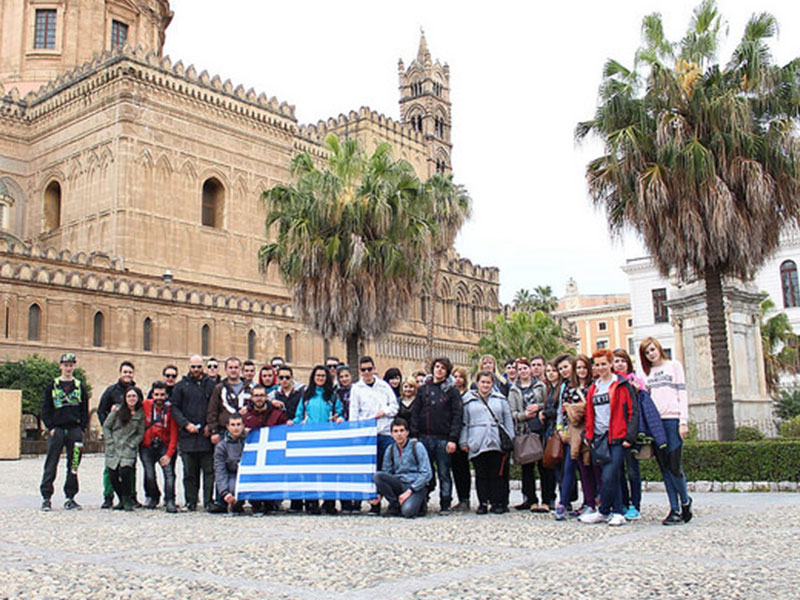 EProjectConsult group visit in palermo