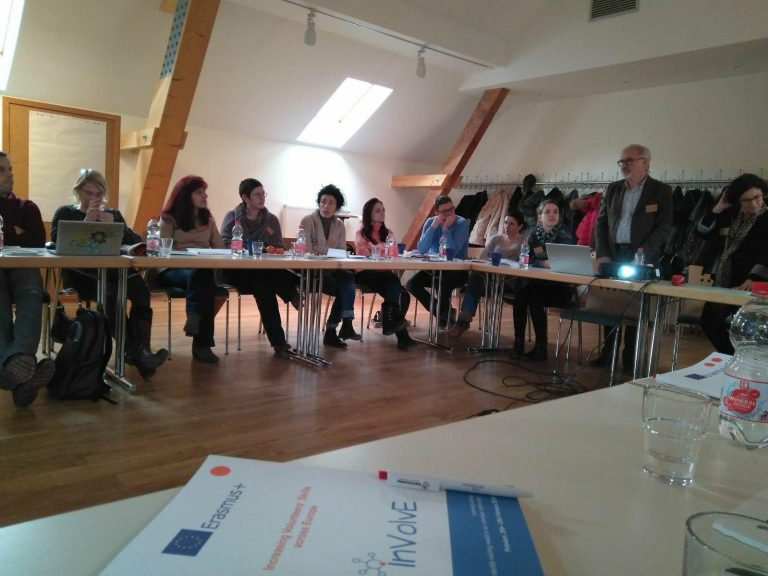 Erasmus+ KA2 InVolvE