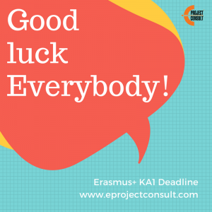 good luck everybody by EProjectConsult