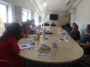 COMPASS 2° transnational meeting Cambridge, UK