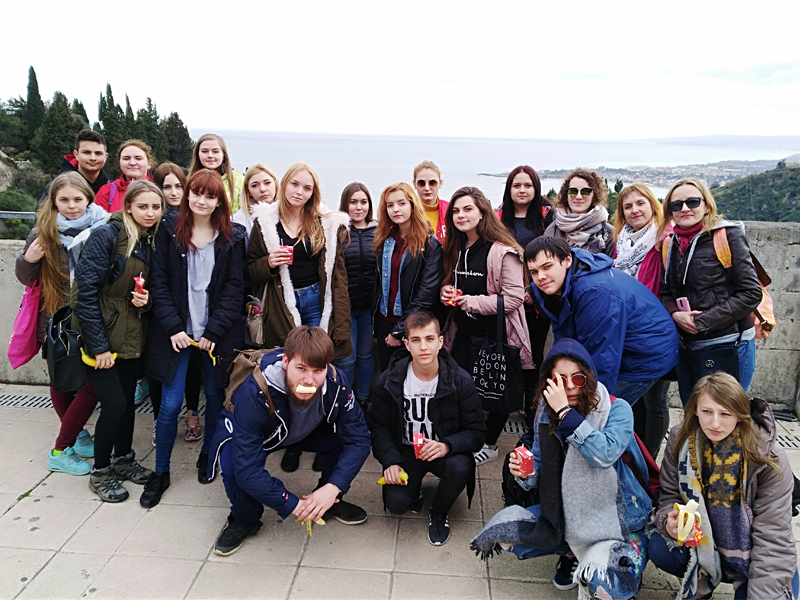 polish students for eprojectconsult and erasmus+