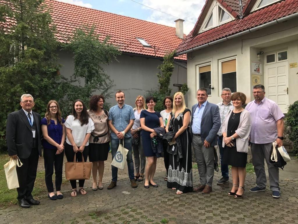 Access to VET Erasmus+ KA2